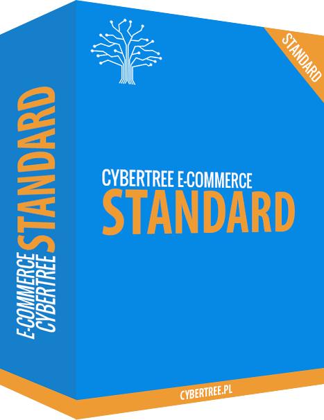 tworzenie sklepów internetowych standard