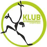 Logo Klub Wysokogórski w Nowym Sączu